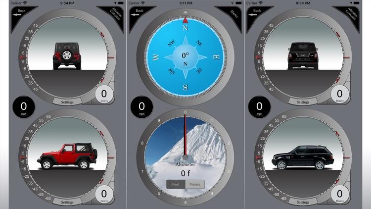 Off Road Instrumentations