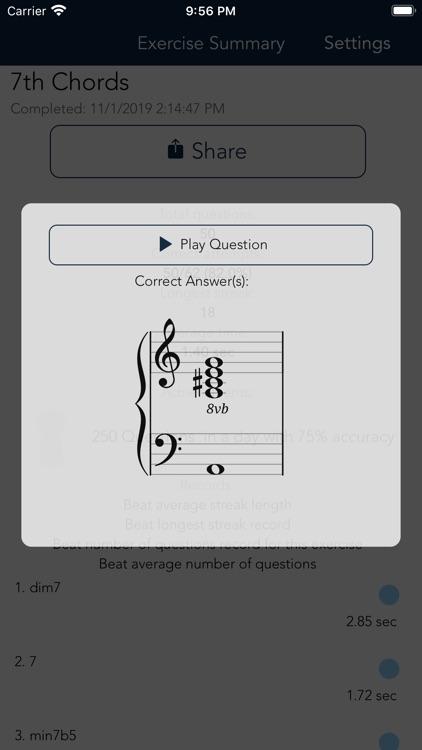 Harmonomics Ear Training screenshot-4