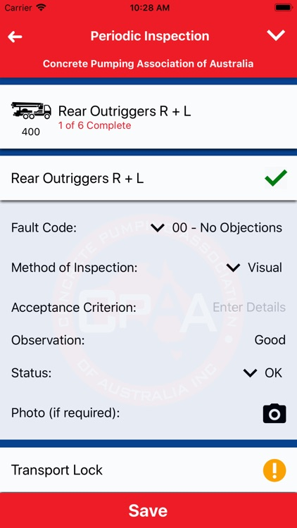 CPAA Logbook App screenshot-9