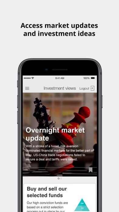 OCBC SG Mobile Banking screenshot three