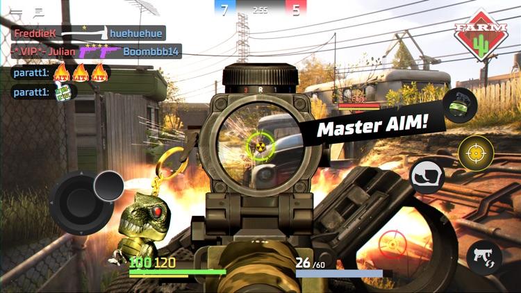 Action Strike Online screenshot-4
