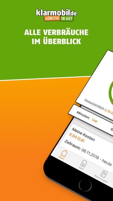 Herunterladen klarmobil.de - Die Service App für Pc