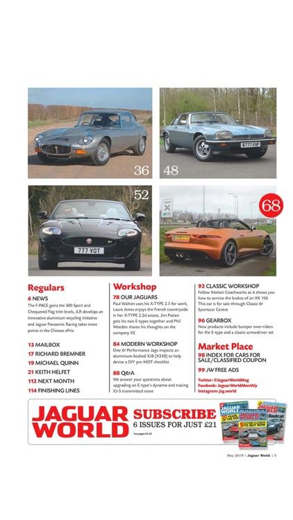 Jaguar World Magazine screenshot-4