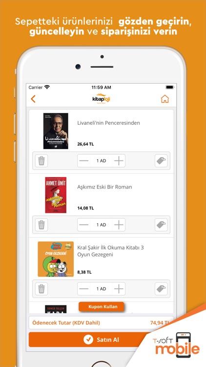 Kitaploji.com screenshot-4