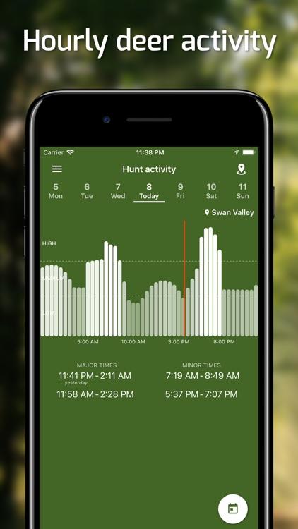 Hunting Points: GPS Hunt Maps screenshot-6