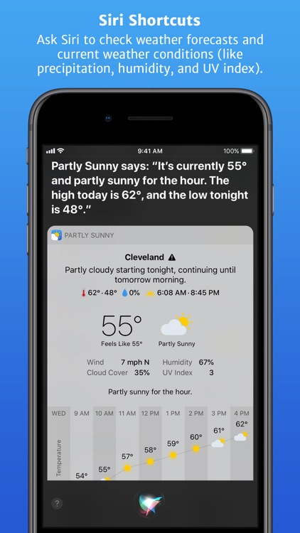 Partly Sunny screenshot-6