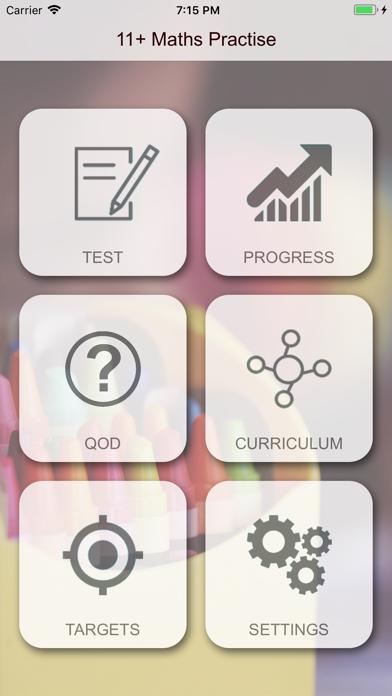 11+ Maths Test Practice screenshot 1