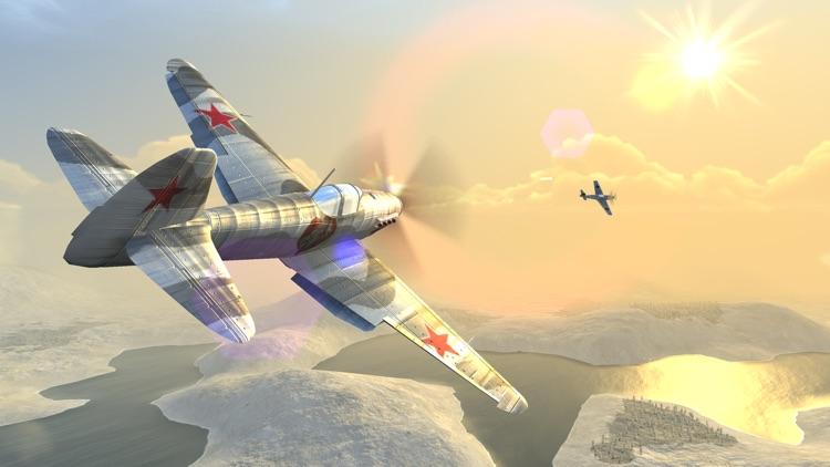 Warplanes: WW2 Dogfight FULL screenshot-6