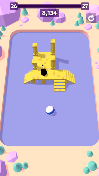 Roller Smash screenshot 5