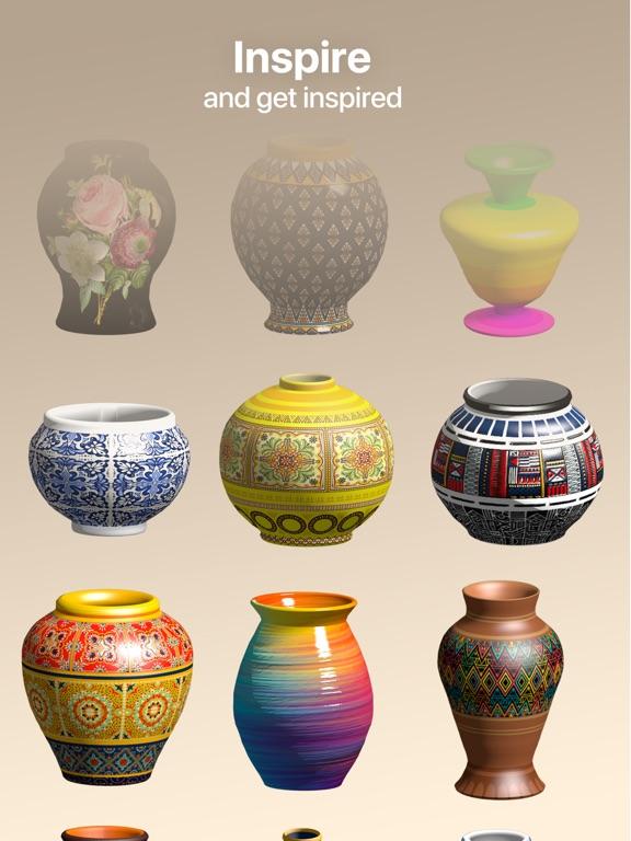 Pottery.ly 3D– Ceramic Maker screenshot 6