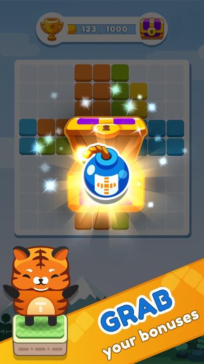 81 Tiles - Color Block Puzzle screenshot-3