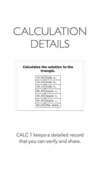 CALC 1 Graphing Calculator screenshot-6