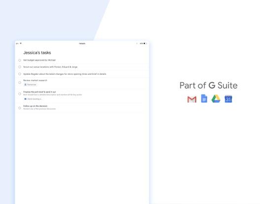 Google Tasks: Get Things Done-ipad-4