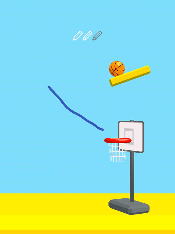 Draw Dunk! screenshot 10