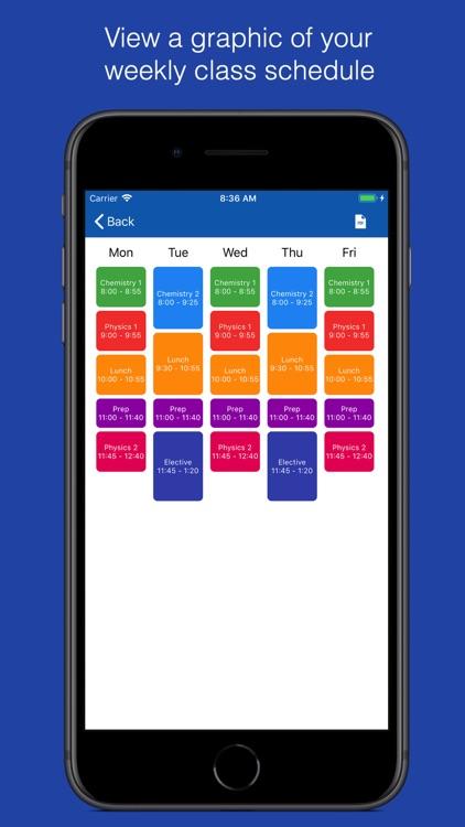 Class Planner for teachers screenshot-5