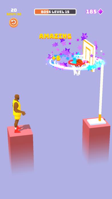Perfect Dunk 3D screenshot 2