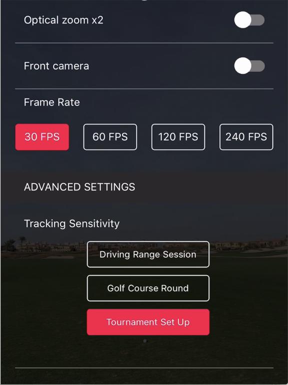 Golf Shot Camera screenshot 6