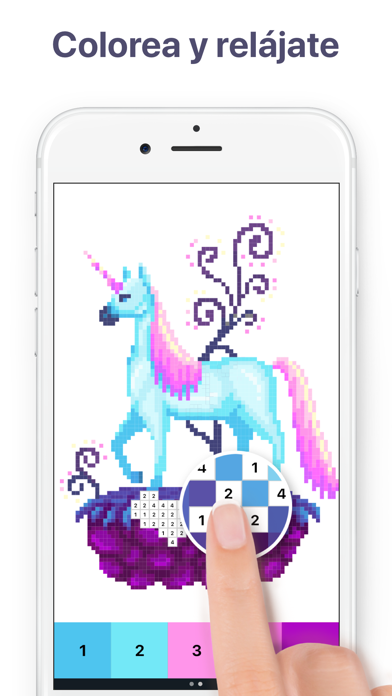 Descargar Pixel Art - Color con números para Android