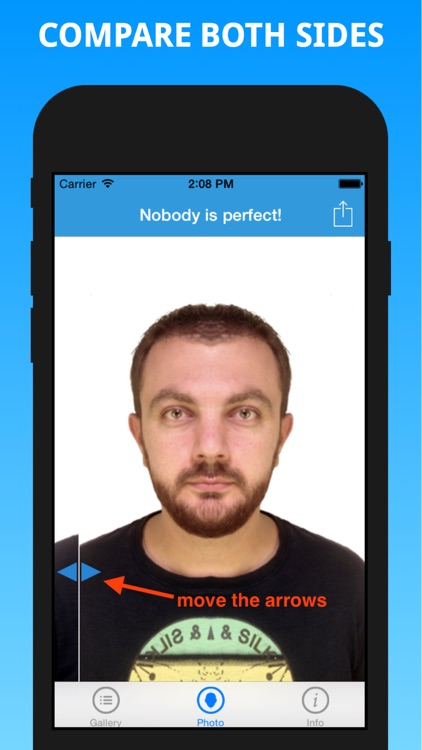 Face Symmetry - No ADS screenshot-2