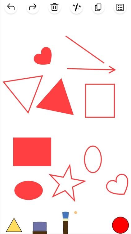 Sketch Tree - Art Drawing Pad screenshot-5