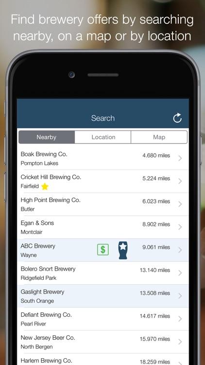 Brewery Passport - Craft Beer screenshot-3