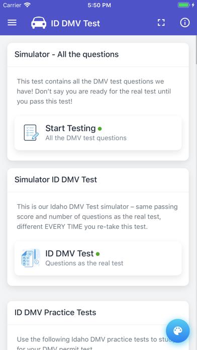 点击获取Idaho DMV Permit Test