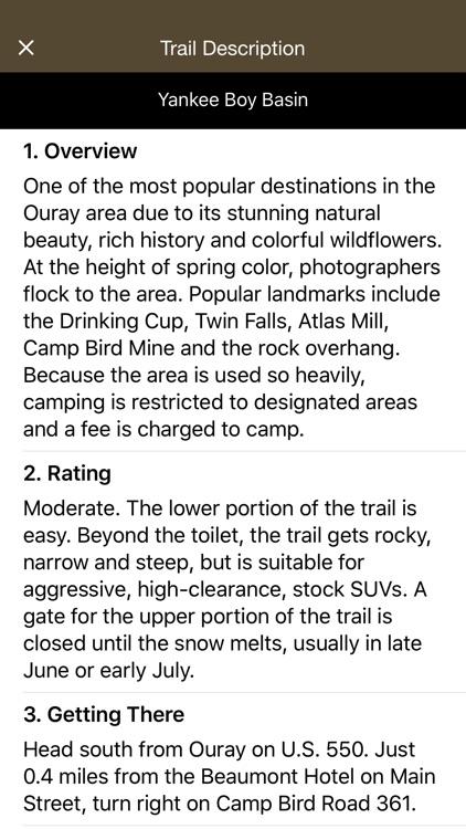 FunTreks 4x4 Offroad Trails screenshot-3