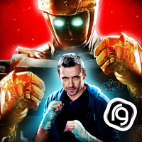 Real Steel - Reliance Big Entertainment UK Private Ltd Cover Art