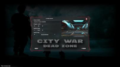 CITY WAR - Dead Zone screenshot two