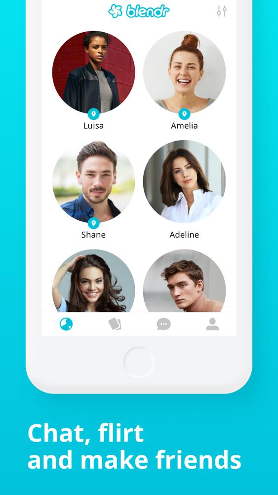 Flirten app iphone