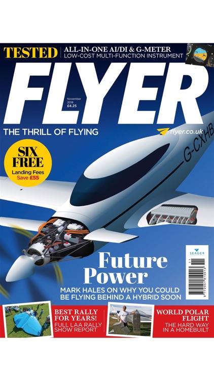 FLYER Magazine screenshot-8