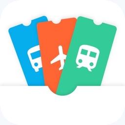 Wanderio – Train, Flight, Bus