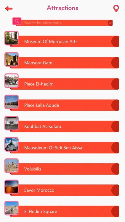 Meknes Travel Guide