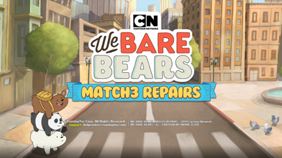 Tải về We Bare Bears Match3 Repairs cho Android