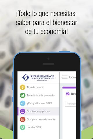 App SBS - náhled