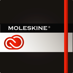 ‎Moleskine, for Creative Cloud