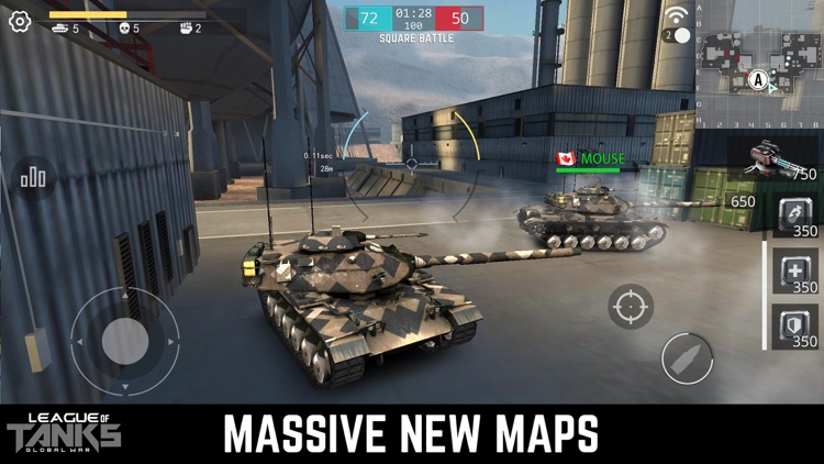 League of Tanks screenshot-0