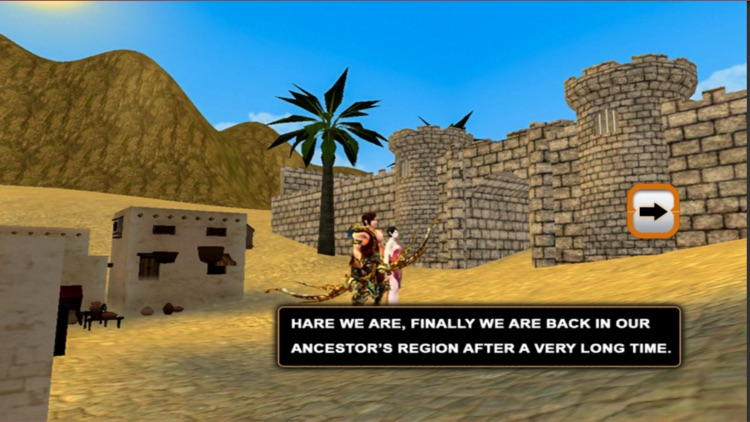 Prince Of Arabia : Archery screenshot-4