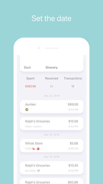 The Prax: Micro Budget Tracker screenshot-5