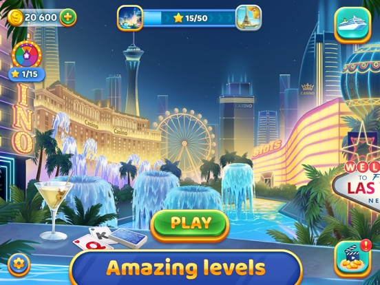 Solitaire Cruise screenshot 7
