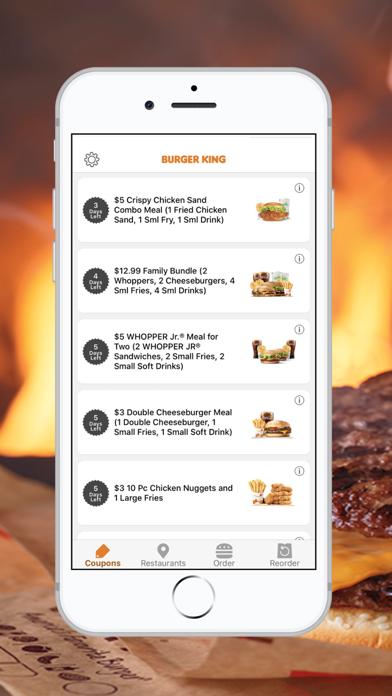 download BURGER KING® App apps 2