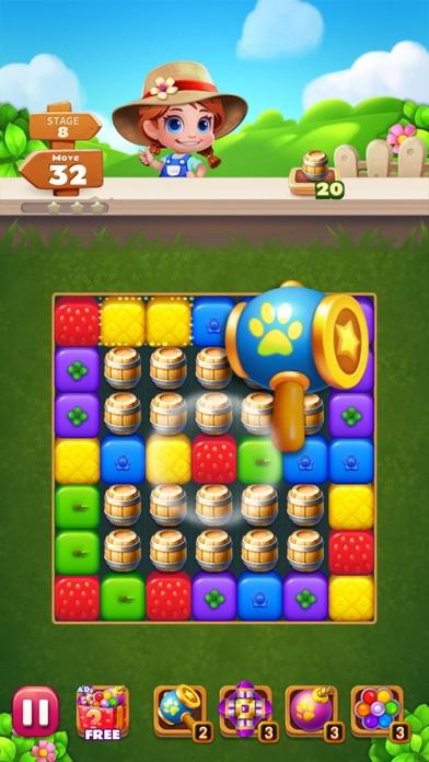 Sweet Garden Blast screenshot 16