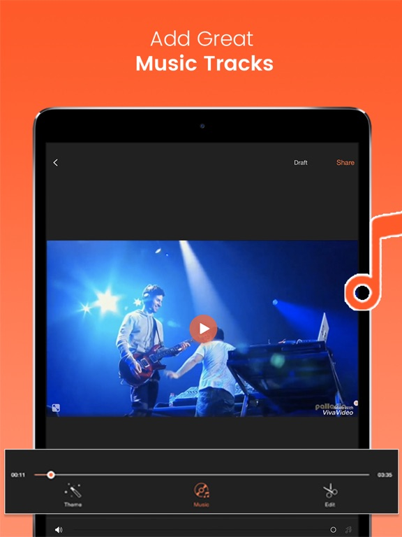 VivaVideo - Video Maker&Editor screenshot 11