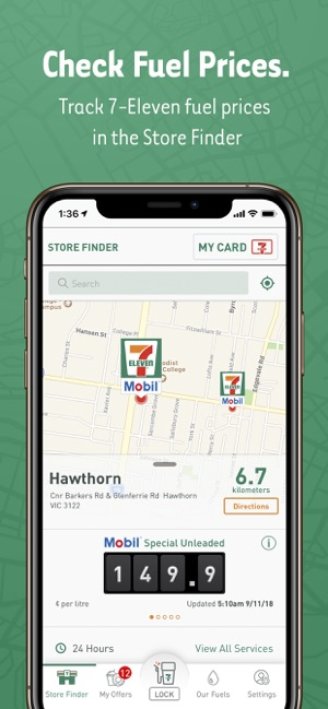 7-Eleven Fuel on the App Store