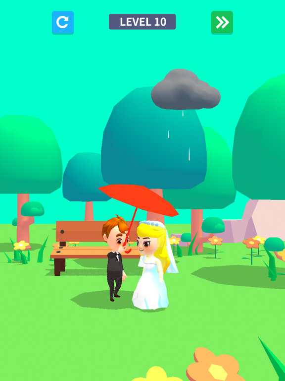 iPad Image of Get Married 3D