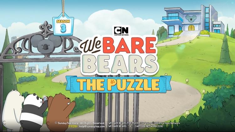 We Bare Bears Match3 Repairs screenshot-0