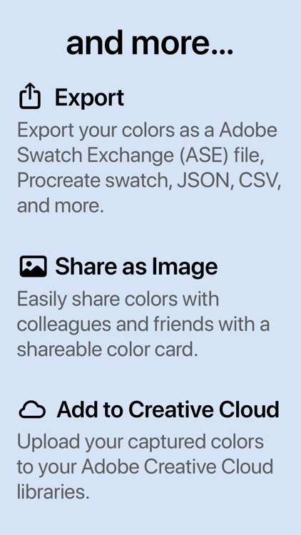 Colordrop: Color Picker screenshot-9