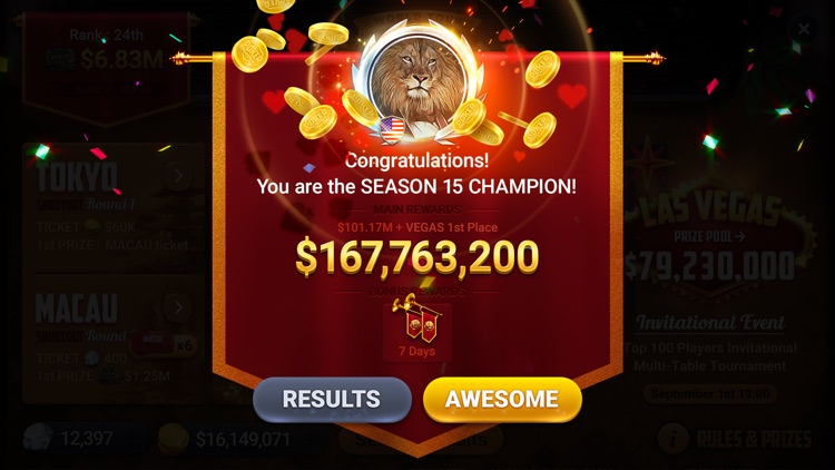 Poker Championship - Holdem screenshot-9