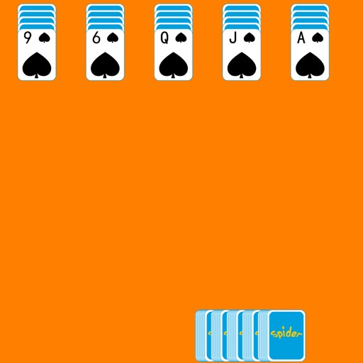 Classical Spider Solitaire