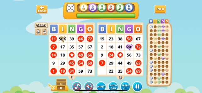 Bingo by Michigan Lottery on the App Store